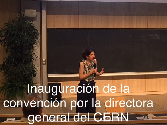 KEPLER, INGENIERÍA Y ECOGESTIÓN, S.L. ha participado en una conferencia en el CERN