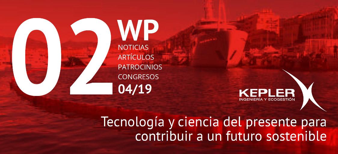 Presentado el segundo boletín Kepler WP02 ...editorial.