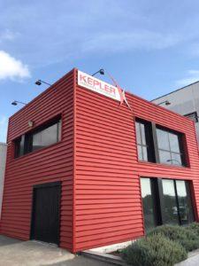 Nuevas oficinas de Kepler en Sevilla.